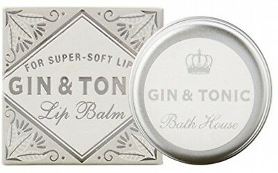 Bath House Cocktail Collection Gin And Tonic Lip Balm
