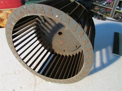 Squirrel Cage Fan Blade Assembly D-65