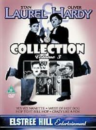 Laurel And Hardy Collection - Vol. 3 (NEWDVD, 2004)