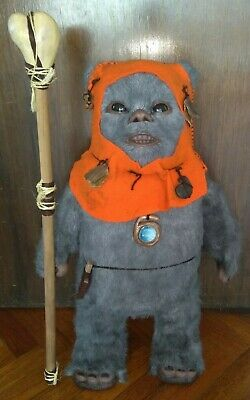 Star Wars EWOK CHIEF CHIRPA Life Size PROP -- 1:1 Lifesize Replica !!!!