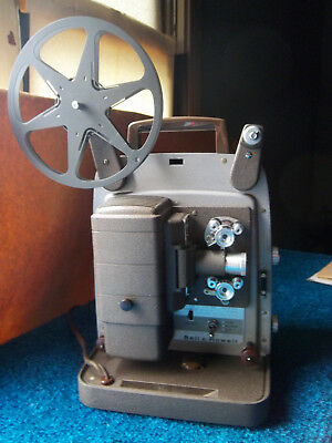Bell & Howell Projector Model 253 AX Works