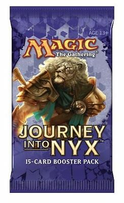 * Journey into Nyx - Booster Pack x 1 * Brand New - From sealed Box - MTG