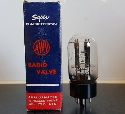 Super radiotron 5V4GA TUBE