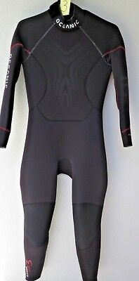 OCEANIC REBEL3 MENS WETSUIT MEDIUM - 3mm Full Length Male Wetsuit [M03]