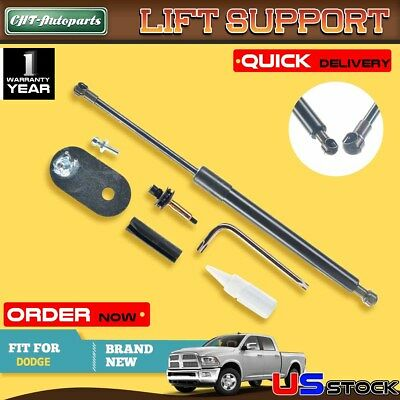 Top Tailgate Assist Shock Struts for Dodge Ram 1500 2500 3500 2009-2016 DZ43301