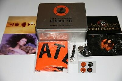 KATE BUSH BEFORE THE DAWN RESCUE KIT TIN 2014 SHOWS MERCHANDISE MEMORABILIA New