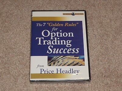Price Headley 7 Golden Rules for Option Trading Success simpler online options