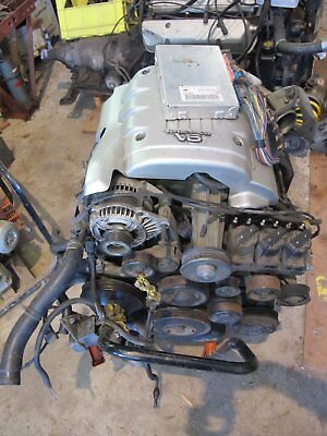 L67 Holden Supercharged Ecotec Engine Complete , Loom +Computer -Good Condition