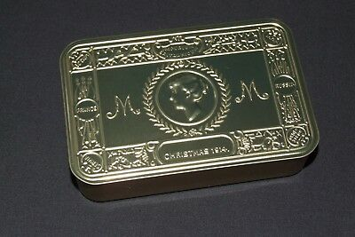 1914 WWI GREAT WAR Queen Mary Christmas Chocolate Tin 1st World War Centenary