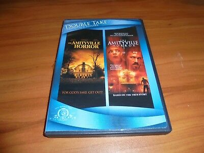 The Amityville Horror (1979)(2005) (DVD, 2008, 2-Disc) Used Ryan Reynolds
