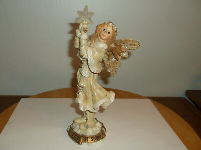 """Boyds Bears And Friends - The Folkstone Collection - """"snow Angel"""""""