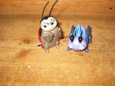 Disney A Bug's Life Ladybird Windup Moves Beetle Cake Toppers Other Pretend Play