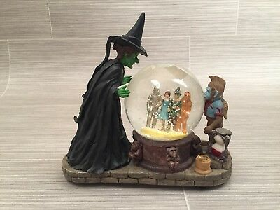 Wizard of Oz Wicked Witch Musical (working) Crystal Ball Turner Entertainment