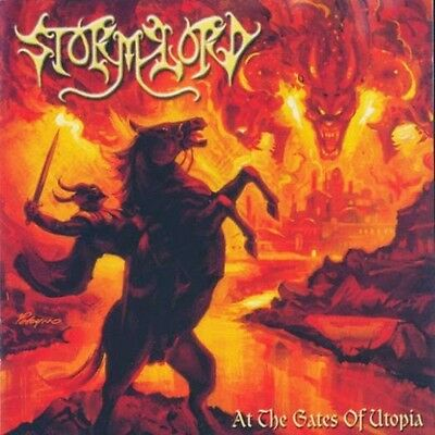 At The Gates Of Utopia STORMLORD CD ( FREE SHIPPING)