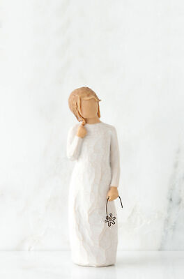 Willow Tree Figurine Remember - Always, I Will Remember By Susan Lordi 26171