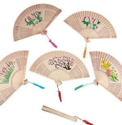 China Floral Folding Hand Fan