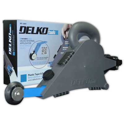 Delko Plastic Taping Tool & Internal Applicator Package