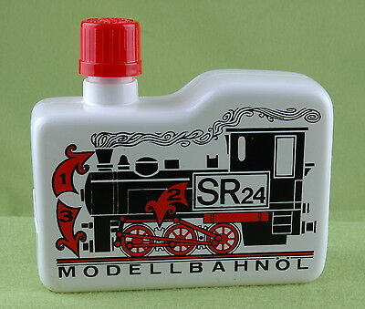 (100ml = ) SR 24 modellbahn- Steam and Cleaning Oil 225ccm NEW