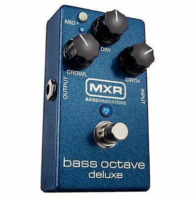 Fantastisches Bass Octave Deluxe Effektpedal mit Constant Headroom Technologie