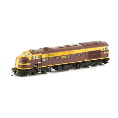 Auscision HO 421-5 42102 Indian Red (No Red Lining)