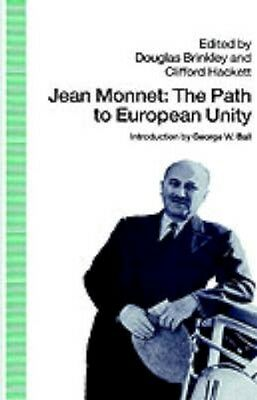 NEW Jean Monnet BOOK (Hardback) Free P&H