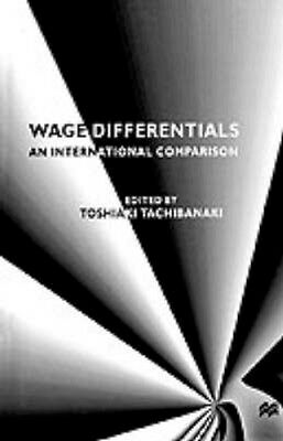 NEW Wage Differentials BOOK (Hardback) Free P&H