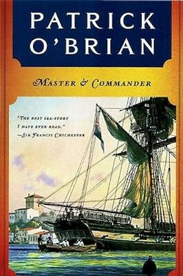 NEW Master And Commander by P. O'Brian BOOK (Paperback) Free P&H