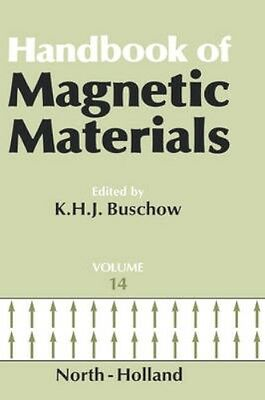 NEW Handbook Of Magnetic Materials by K. H. J. Buschow BOOK (Hardback) Free P&H