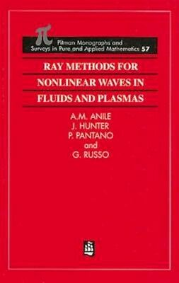 NEW Ray Method For Nonlinear Waves In Fluids And Plasmas by... BOOK (Hardback)