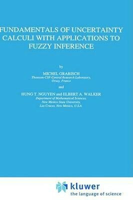 NEW Fundamentals Of Uncertainty Calculi With Applications To... BOOK (Hardback)