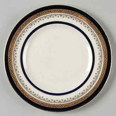 Myott Staffordshire THE CROWNING COBALT Bread & Butter Plate S409172G3