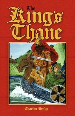 NEW The King's Thane by Charles Brady BOOK (Paperback / softback) Free P&H
