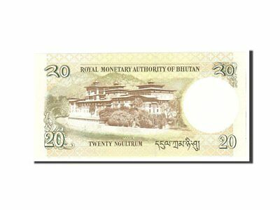 [#114500] Bhutan, 20 Ngultrum, 2006, KM:30, Undated, UNC(65-70)