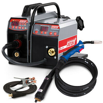 MIG Welder Welding machine with pulse Inverter Professional 200A PATON PSI 200P