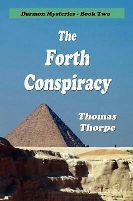 NEW The Forth Conspiracy by Thomas Thorpe BOOK (Paperback / softback) Free P&H