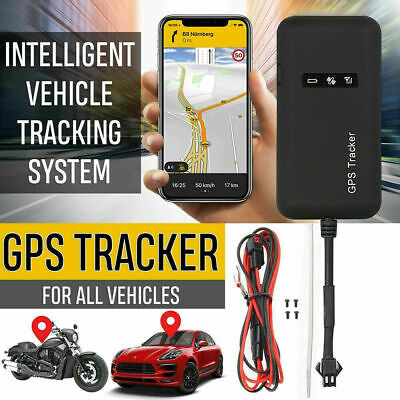 Mini GPS Tracker PET Tracking Device Car Locator GSM Motorcycle Dog Kids Elderly