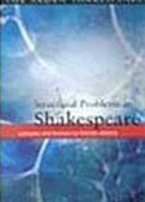 NEW Structural Problems In Shakespeare by Harold Jenkins BOOK (Paperback)