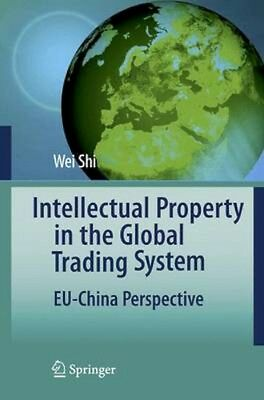 NEW Intellectual Property In The Global Trading System by... BOOK (Paperback)