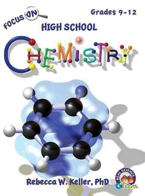 NEW Focus On High School Chemistry Student Textbook... BOOK (Hardback)