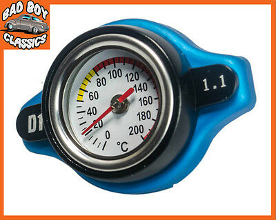Japanese Car Motorcycle Thermostat Radiator Rad Cap Uprated 1.3 Bar / 19 Psi
