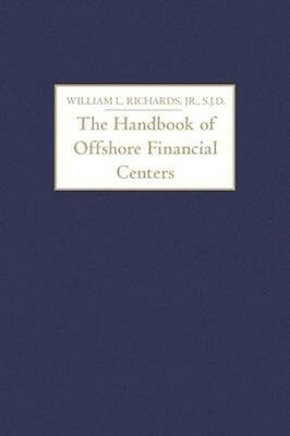NEW The Handbook Of Offshore Financial Centers... BOOK (Paperback / softback)