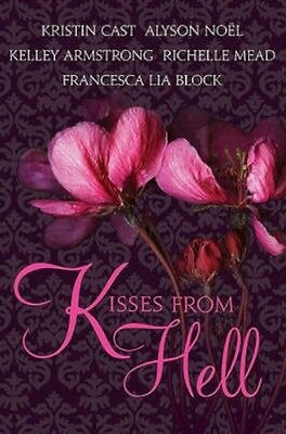 NEW Kisses From Hell by Kristin Cast BOOK (Paperback) Free P&H