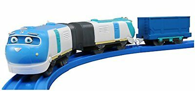 PLA RAIL  Chuggington CS-08 Pla Foot & Toot Free Ship w/Tracking# New from Japan