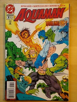 Aquaman (1994) # 7 (Nm) Peter David