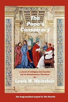 NEW The Pope's Conspiracy by Mr Lewis M Weinstein BOOK (Paperback / softback)