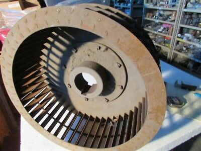 Squirrel Cage Fan Blade Assembly E-68