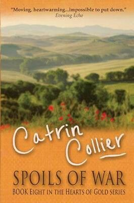 NEW Spoils Of War by Catrin Collier BOOK (Paperback) Free P&H