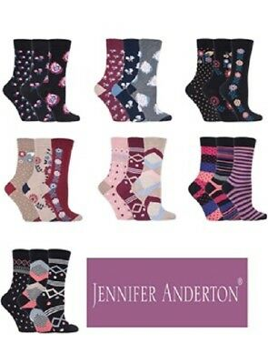 Ladies/Girls Cotton Rich Honey Comb Top Ankle Socks by Jennifer Anderton 3pp