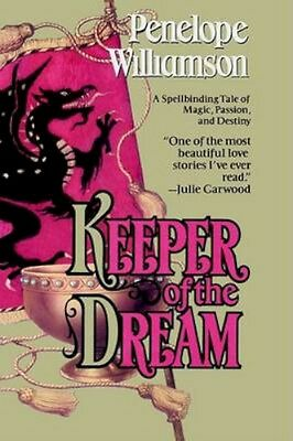 NEW Keeper Of The Dream by Penelope Williamson BOOK (Paperback) Free P&H