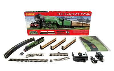 Hornby OO Flying Scotsman Electric Train Set